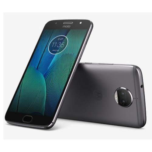 MOTOROLA G5S八核雙卡智慧型手機4G/32G - 月牙灰【愛買】