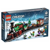 樂高積木 LEGO《 LT10254 》創意大師 Creator 系列 - Winter Holiday Train 冬季假期火車