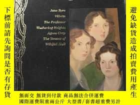 二手書博民逛書店The罕見collected novels of the Bro