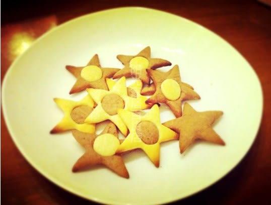 [協貿國際]  不銹鋼星形5件套餅乾模具  2個價