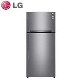 原廠好禮送★【LG樂金】525L變頻上下門冰箱GN-HL567SV
