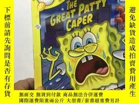 二手書博民逛書店the罕見great patty caper12498