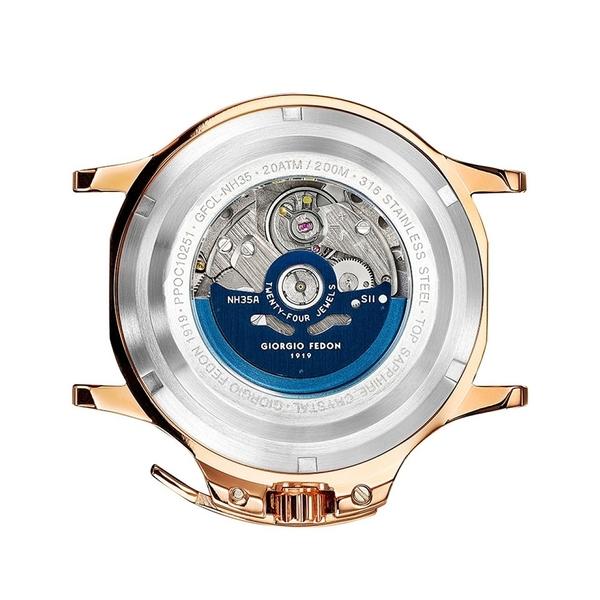 GIORGIO FEDON 喬治菲登 1919 義大利 機械錶 GFCR003
