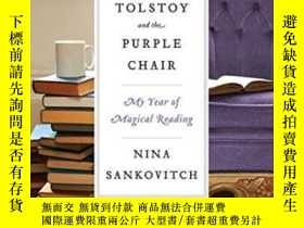 二手書博民逛書店Tolstoy罕見And The Purple ChairY364682 Nina Sankovitch Ha