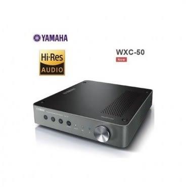 YAMAHA 無線串流前級擴大機 WXC-50