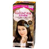 莉婕泡沫染髮劑-經典巧克力棕色【屈臣氏】