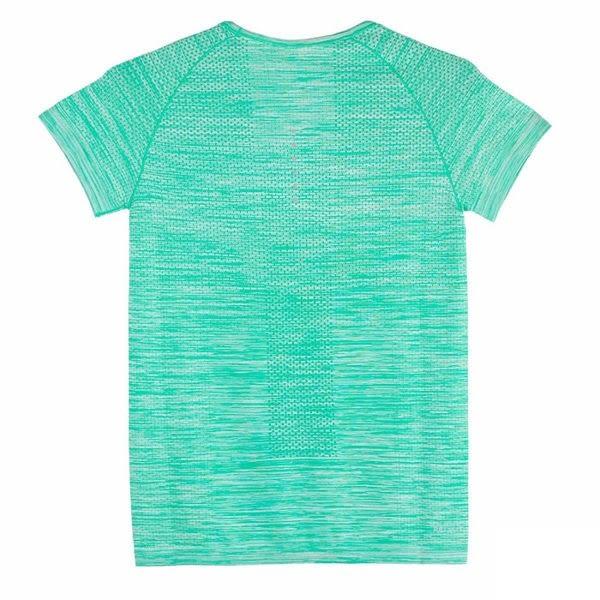 NIKE DRI-FIT KNIT 女裝 短袖 上衣 慢跑 訓練 排汗 舒適 休閒 綠 【運動世界】 831499-300