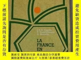 二手書博民逛書店LA罕見FRANCE EN DIRECT 3(法語原版)Y195