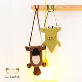 手機袋~雅瑪小舖日系貓咪包 動物造型手機袋/拼布包包