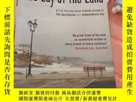 二手書博民逛書店the罕見lay of the landY212589 RICHARD FORD