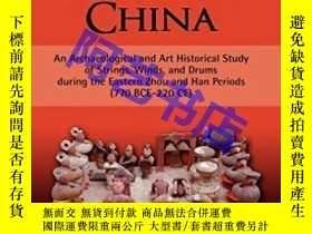 二手書博民逛書店中國古代的音樂罕見Music in Ancient ChinaY