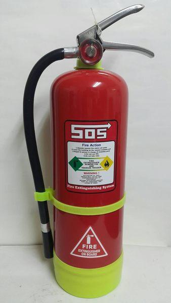 HFC-236fa 新型高效能環保氣體10型 10p新海龍環保氣體 乾粉滅火器 永久免換藥 保固5年