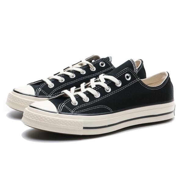 CONVERSE CHUCK TAYLOR ALL STAR 1970 70S 黑 奶油頭 黑標 帆布鞋 低筒 男女 (布魯克林) 162058C