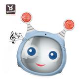 【Benbat】寶寶音樂後視鏡 (藍色)