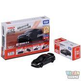 TOMICA 多美小汽車 4D版 日產Nissan GT-R Black 01 (TAKARA TOMY) 61681