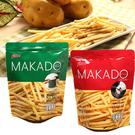 MAKADO 麥卡多薯條(27g) 鹽味/海苔【美日多多】