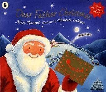 【麥克書店】DEAR FATHER CHRISTMAS /英文繪本 《主題:節慶》