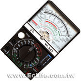 TENMARS 指針三用錶 YF-303