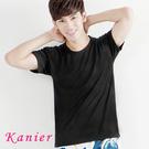 【Kanier卡妮兒】男士極度輕盈涼感背心與涼感短袖組(不挑色兩件組_M-L)