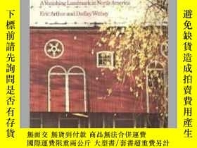 二手書博民逛書店THE罕見BARN: A Vanishing Landmark