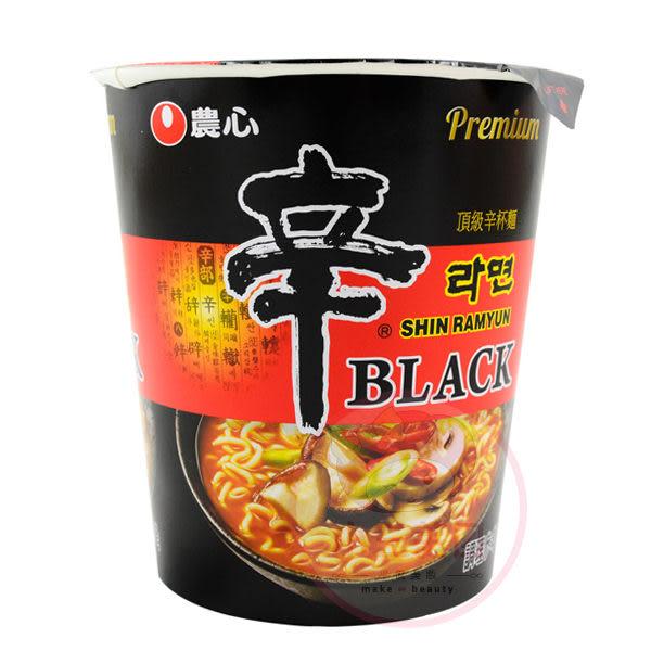 韓國 農心 頂級辛杯麵(微辣牛骨湯味)101g【小三美日】