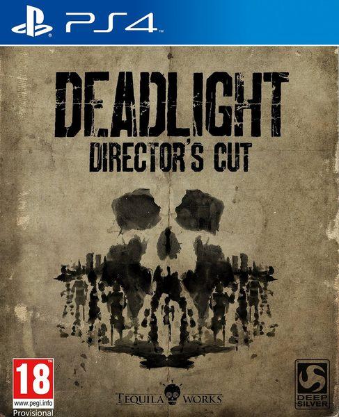 PS4 死光:導演剪輯版 完整版 -英文版- DeadLight Direct's Cut