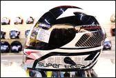 [中壢安信]ZEUS瑞獅 806A II50 珍珠黑白 安全帽 全罩式 遮陽鏡片