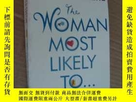 二手書博民逛書店THE罕見WOMAN MOST LIKELY TOY85718