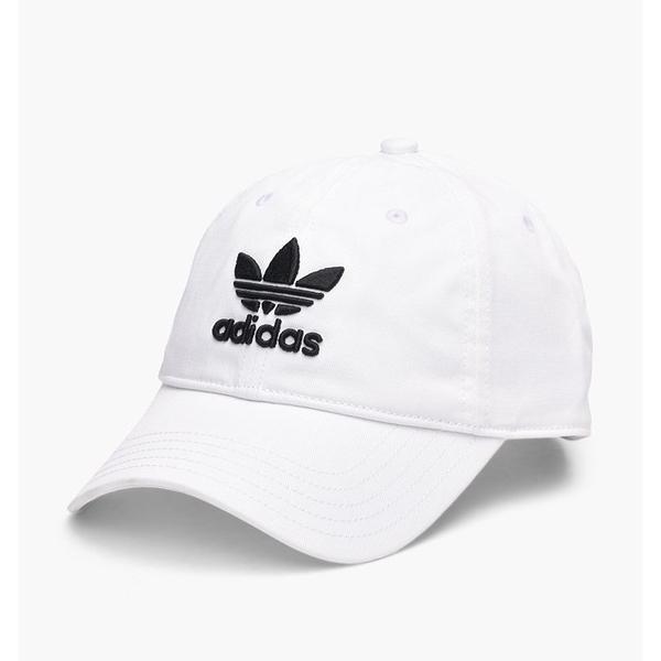ADIDAS 愛迪達 TREFOIL CAP 棒球帽 老帽 穿搭必備 BR9720