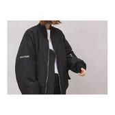 棒球外套 個性 刺繡 造型 運動 長袖外套【KLB212】 icoca