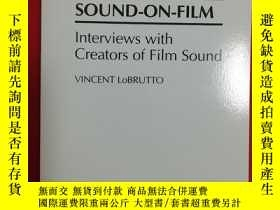 二手書博民逛書店Sound-On-Film:罕見Interviews with