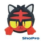 【日本進口】神奇寶貝 火斑喵 Litten 零錢包 收納包 口袋怪獸 精靈寶可夢 -  150830