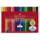【Faber-Castell 輝柏繪畫系列】2001握得住抗壓彩色筆20色 155320