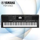 小叮噹的店- YAMAHA PSR-E463 61鍵電子琴 送好禮配件包