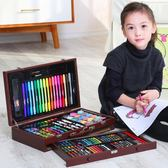 兒童畫筆套裝禮盒小學生水彩筆畫畫工具繪畫文具美術學習用品禮物YYP      琉璃美衣