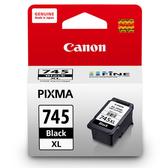 【佳能Canon】PG-745XL 黑色高容量 原廠墨水匣
