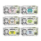 加購-(狗)Absorb-Plus-寵物抗菌濕紙巾(蘆薈/爽身粉/椰子/花香/檸檬/薄荷/)80抽  隨機香味