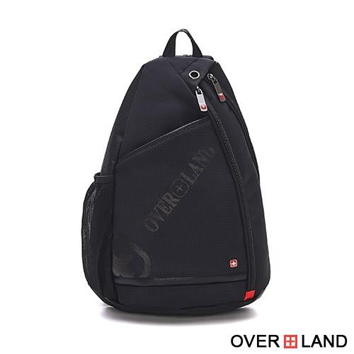 OVERLAND - 美式十字軍 - 黑鷹特搜兩用後背胸包 - 5191