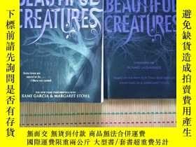 二手書博民逛書店BEAUTIFUL罕見CREATURES(2本合售)Y11775 Kami Garcia Little,Bro