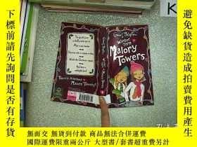 二手書博民逛書店Malory罕見Towers:Malory. 塔 Y203004