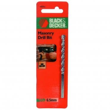 B&D水泥鑽尾6.5MM
