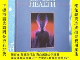 二手書博民逛書店ISSUES罕見& TRENDS IN HEALTH【精裝本】Y