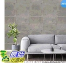 [COSCO代購] W126441 韓國高擬真水貼自黏壁紙62入 - 清水模