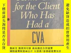 二手書博民逛書店Home罕見Care for the Client Who Ha