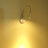 壁燈 LED軟管射燈明裝床頭閱讀燈彎管照畫燈鏡前燈電視背景墻 - 古梵希
