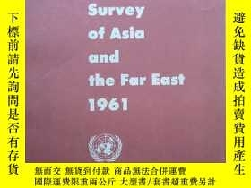 二手書博民逛書店Economic罕見Survey of Asia and the Far East 1961Y22687