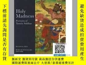 二手書博民逛書店【罕見】Holy Madness: Portraits of T