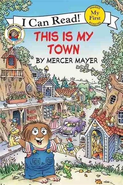 (二手書)An I Can Read Book My First Reading: Little Critter: This is My ..