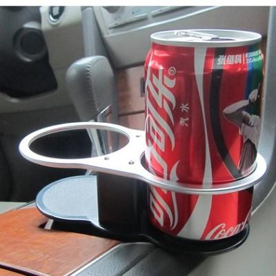 A0152 雙口車用杯架 汽車飲料架 車用水杯架 杯座置物架 水杯置物架 車用煙灰缸架 沂軒精品