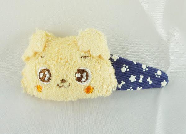 【震撼精品百貨】Chibimaru Sanrio 豆柴犬~造型娃娃髮夾